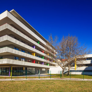 COLOR HOUSE II - RB ARCHITECTS - ing. arch RenŽ Baranyai & ing. arch. Martin Donoval - Topol˙c˙any, Slovak Republic, Europe - Photography: Copyright © 2015 Pato Safko. All Rights Reserved.